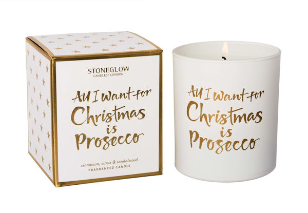 ITV's How to spend it well at Christmas…Candle Focus