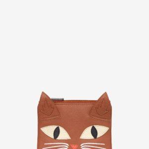 709772981bed Yoshi Marmalade The Cat Tan Coin Purse