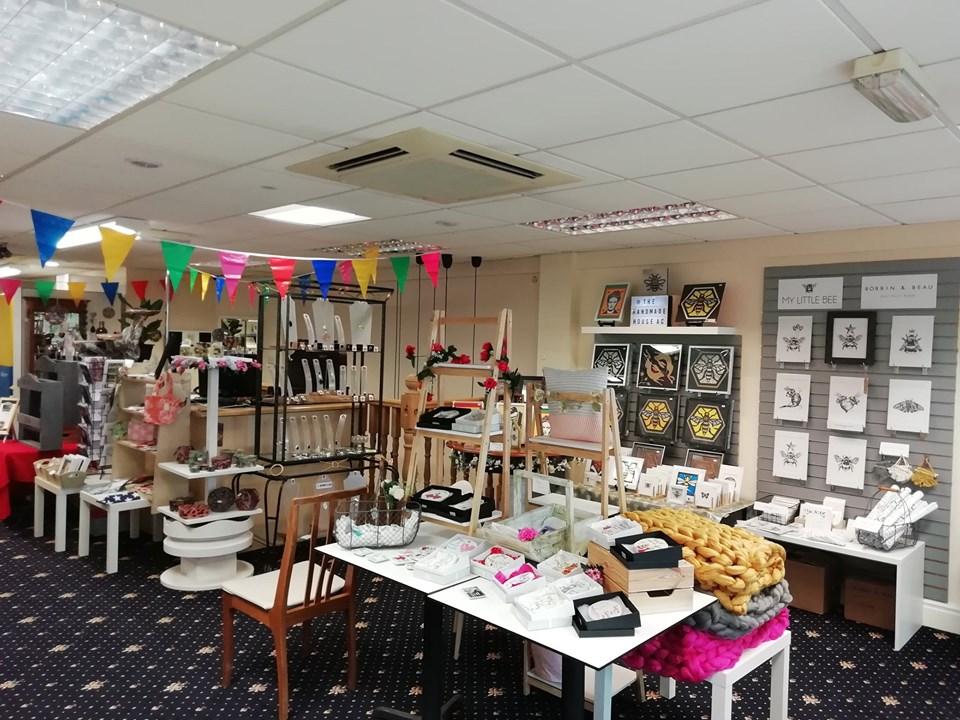 Handmade Shop Returns for Summer