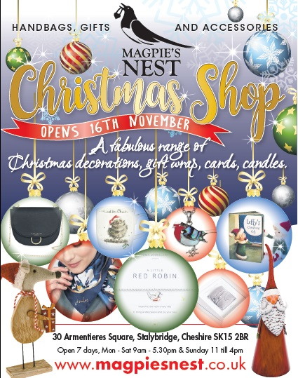 Christmas Shop Opening Date